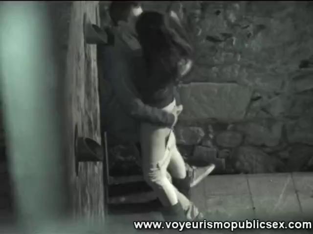 Public voyeur experience-Night spy series clip number 10 thumbnail3