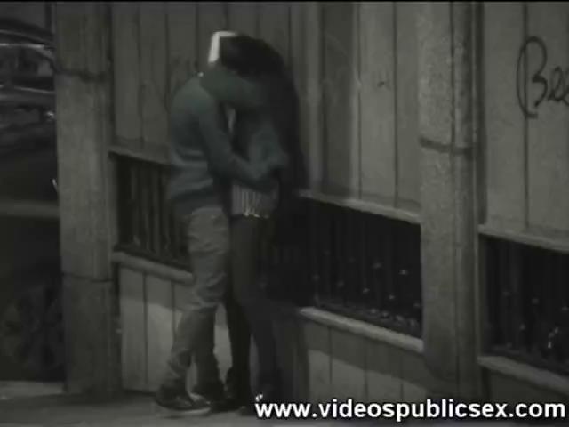 Public voyeur experience-Night spy series clip number 10 thumbnail1