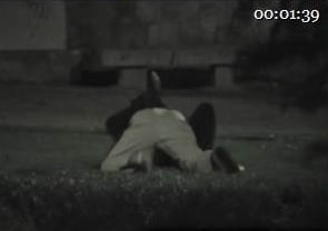 Night spy public voyeur clip 2-sex at night in public thumb1