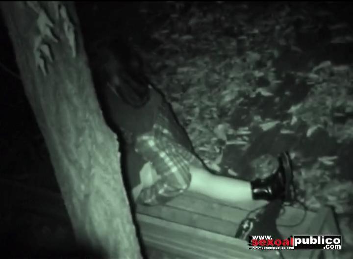 stocking girl night fuck voyeurismo