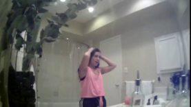 shower spy teen sister porn ss1