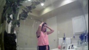 shower spy teen sister porn